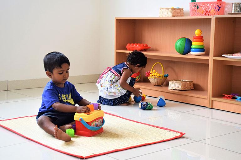 Thulabharam Toddler